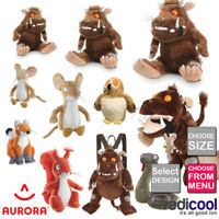 Aurora THE Gruffalo ALL SIZES PLUSH Cuddly Soft Toy Teddy Kids Gift Brand New