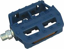 "MKS GRAFIGHT XX BMX BIKE PEDALS - REISSUE - 1/2"" - BLUE"