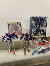 HG Gundam Bandai , Endless Waltz W-GUNDAM Zero Custom + Extra Gundam