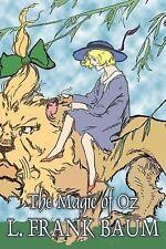 The Magic of Oz by L. Frank Baum, Fiction, Fantasy, Fairy Tales, Folk Tales, Leg