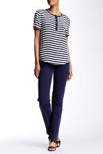 NYDJ Women's Hayley Stretch Twill Straight Leg Jean - Size 0 - *C511