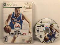 Microsoft Xbox 360 NCAA Football 09 Video Game