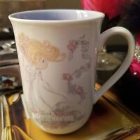 "Precious Moments Cup Mug Custom 1993 ""Danielle"" Collectible"
