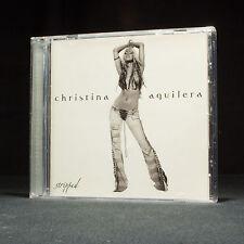 Christina Aguilera - Desprotegido - Música Cd Álbum