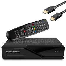Dreambox DM 520 Récepteur satellite ✓ Linux ✓ HDMI ✓ 2xUSB ✓ LAN ✓ 2000dmips ✓