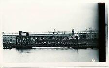 7F460  RP 1920s?/1970s? BOSTON MA RAILROAD FLOAT BRIDGE