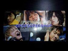 Dong Bang Shin Ki Samsumg Yepp Promotional Mini DVD Promo TVXQ Tohoshinki JYJ