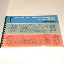 More details for historic locomotive drawings in 4mm. scale   drawn by f.j. roche