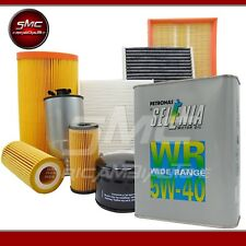Kit Cutting alfa romeo 147 GT 1.9 jtd jtdm 5 LT Selenia 5w40 mixed filters