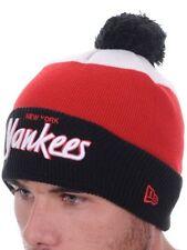 New Era Beanie 100% Cotton Hats for Men