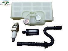 Spark plug ,air & fuel filters hose line fits Stihl 029 039 Ms290 Ms310 Ms390