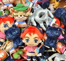 NEW Mary and the Witch's Flower Mascot Mini Plush Doll w/Strap Official Japan