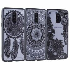 Galaxy s9/s9 Plus Mandala Case Protection Tram Catcher Cover Shell Cases