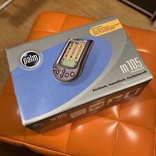 Palm m105 PDA Handheld in OVP Top mit Zubehör