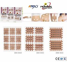 Atex Cross Sports Tape Kinesiology Spiral muscle Pain care Relif Type A 20 sheet