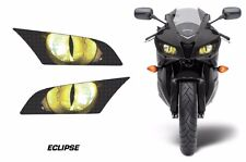 AMR Racing Head Light Eyes Honda CBR 600RR 2009-2012 Headlight Parts ECLIPSE YLW
