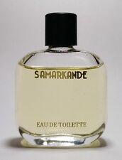 Yves Rocher Samarkande edt 15ml/14.2ml hommes Miniature bouteille parfum