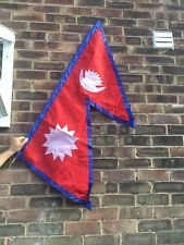 NEPAL FLAG - NEPALESE NATIONAL FLAGS