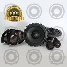 Morel Hybrid 602 Component Car Speakers 2-way 140 RMS 600W Original Brand New !