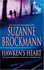 NEW - Hawken's Heart (Tall, Dark and Dangerous) by Brockmann, Suzanne