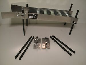 (SLUICE BOX NOT INCLUDED) BRACKET/ LEG KIT/ STAND MADE IN USA
