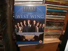 THE WEST WING,THE COMPLETE FIRST SEASON,6 DISC SET