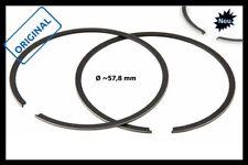 Vespa 150ccm Kolbenringe 2x Kolbenring 150 PX, LML Star Membran, 5-Kanal, 57,8mm