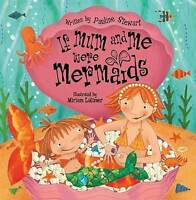 If Mum and Me Were Mermaids-ExLibrary