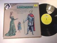 7467) LP - Wagner - Lohengrin - Janowitz u.a. - Kubelik - DG -