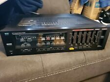 Vintage MCS Series 3872 Integrated Stereo Amplifier 220W Tested Great JAPAN