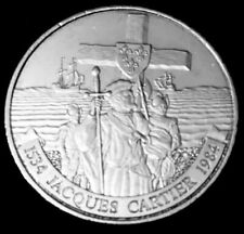 1984- Canadian 1$ Dollar Canada Nickel Coin One