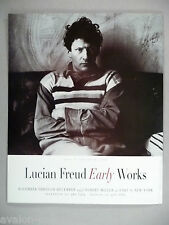 Lucian Freud Art Gallery Exhibit PRINT AD - 1993 ~~ Early Works