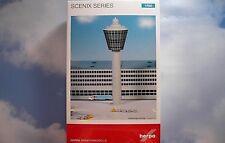 Daron Worldwide Trading He519670 Herpa Airport torre set 28 piezas