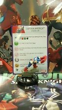 Captain America #101 Chase LE Heroclix Civil War OP Mint with Card