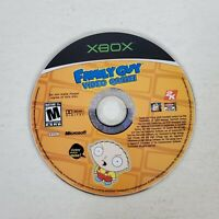 Family Guy (Microsoft Xbox) DISC ONLY Fast Shipping