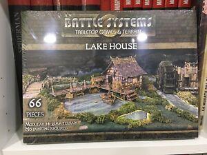 Battle Systems: Lake House - EN