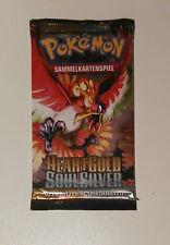 Pokemon Booster Heart Gold & Soul Silver Deutsch
