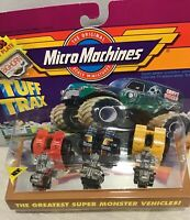 Micro Machines Galoob 7414 Tuff Trax Collection #8 Ohio Impossible Mistreater