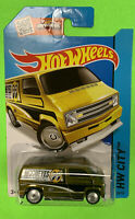 Hot Wheels Custom 77 Dodge Van 🔥Super Treasure Hunt 🔥20/250 HW City New