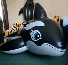 Inflatable Reinforced Intex Orca Whale