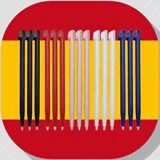 x3 Lapiz tactil / touch stylus pen para Nintendo 2DS. Lápiz táctil puntero 2DS