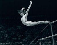 Nadia Comaneci Signed Autographed 8x10 Photo Olympic Gymnast  COA