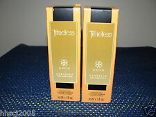 LOT OF 2  NEW AVON TIMELESS COLOGNE SPRAY - 1.7 FL.OZ.- NEW IN BOX - FULL SIZE