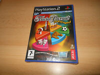 TRIVIAL PURSUIT UNHINGED for SONY PLAYSTATION 2 PS2  NEW SEALED pal