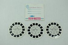 Viewmaster The Mod Squad 3 Reels