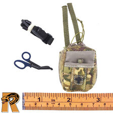 British Army Afghanistan - Medical Pouch Set - 1/6 Scale - DID Action Figures