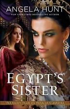 The Silent Years: Egypt's Sister by Angela Hunt (2017, Paperback)
