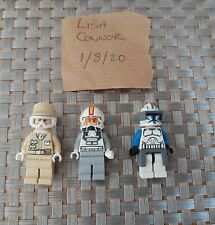 Lego Star Wars Various Inc. Captain Rex Minifgure - Clone wars - Collectable