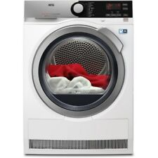 AEG T8DEE845R AbsoluteCare Technology 8KG Heat Pump Tumble Dryer White HA2086