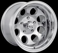 CPP ION Alloys style 171 Wheels Rims 15x10, fits: DODGE DAKOTA DURANGO
